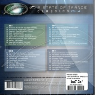 A STATE OF TRANCE CLASSICS VOL. 4 (4XCD)
