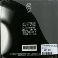 P&D RECORDINGS 5TH ANNIVERSARY COMPILATION (CD)