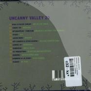 UNCANNY VALLEY 20 (CD)