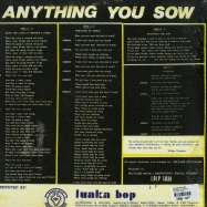 ANYTHING YOU SOW (LP)