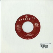 SOMETHING ON YOUR MIND / CLOSER (7 INCH)