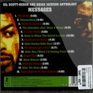 ANTHOLOGY MESSAGES (CD)