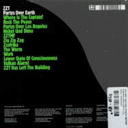 PARTYS OVER EARTH (CD)