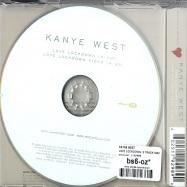 LOVE LOCKDOWN (2 TRACK MAXI CD)