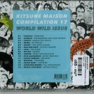 KITSUNE MAISON COMPILATION 17 (CD)