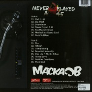 NEVER PLAYED A 45 (LP)