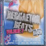 REGGEATON BEATS VOL. 7 (2XCD)