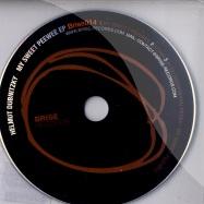MY SWEET PEEWEE EP (INCL ALEX NIGGEMANN REMIX) MAXI CD