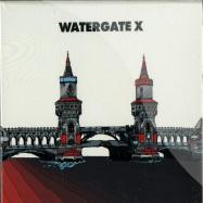 WATERGATE X TEN YEARS ANNIVERSARY (2XCD, UNMIXED)