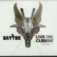 LIVE ON CUBISM VOL. 3 (CD)