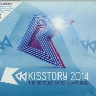 KISSTORY 2014 (3XCD)