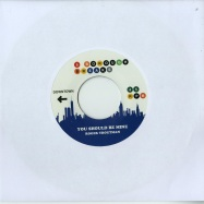 THE CROSSOVER / YOU SHOULD BE MINE (7 INCH)