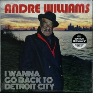 I WANNA GO BACK TO DETROIT CITY (180G LP + MP3)