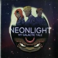MY GALACTIC TALE (CD)