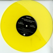 THE WRONG THING EP (YELLOW 10 INCH)