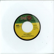 WON T SOMEBODY / THE ANSWER NO (7 INCH)