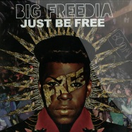 JUST BE FREE (LP)