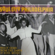 SOUL CITY PHILADELPHIA (2X12 LP)