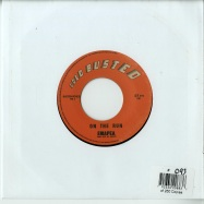 ON THE RUN / WICKED SOUND (7 INCH)
