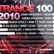 TRANCE 100 - 2010 (4XCD)