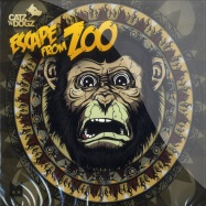 ESCAPE FROM THE ZOO (CD)