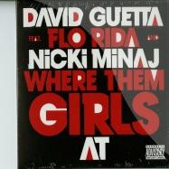 WHERE THEM GIRLS AT (2 track CD)