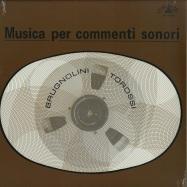 MUSICA PER COMMENTI SONORI (LP + CD)