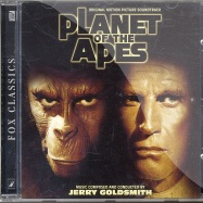 PLANET OF THE APES / ORIGINAL MOTION PICTURE SOUNDTRACK (CD)