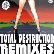 THE TOTAL DESTRUCTION REMIXES (CD)