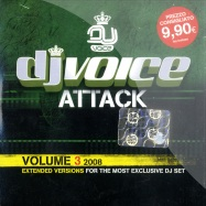 DJ VOICE ATTACK VOL. 3 (CD)