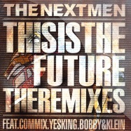 THIS IS THE FUTURE THE REMXIES EP