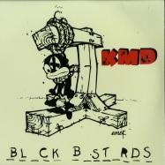 BLACK BASTARDS (2X12 INCH)