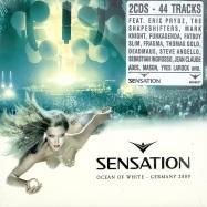 SENSATION - OCEAN OF WHITE - GERMANY 2009 (2XCD)