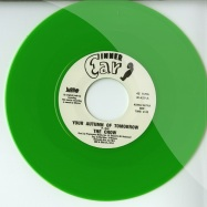 YOUR AUTUMN OF TOMORROW / UNCLE FUNK (7 INCH GREEN VINYL)