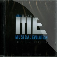 MUSICAL EVOLUTION - THE FIRST CHAPTER (CD)