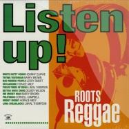 LISTEN UP! - ROOTS REGGAE (LP)