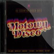 MOTOWN DISCO (CD)