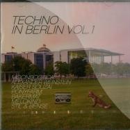 TECHNO IN BERLIN VOL.1 (2XCD)