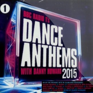 BBC RADIO 1 DANCE ANTHEMS 2015 (2XCD)