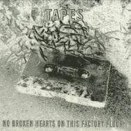 NO BROKEN HEARTS ON THIS FACTORY FLOOR (2X12 INCH LP)