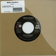 CHANGE YOUR WAYS / WHAT S THAT ON YOUR FINGER (7 INCH)