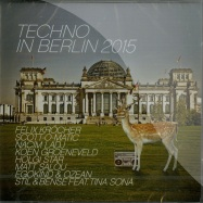 TECHNO IN BERLIN 2015 (2XCD)