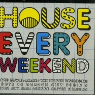HOUSE EVERY WEEKEND (3XCD)