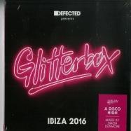 GLITTERBOX: IBIZA 2016 (2XCD)