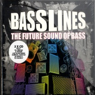 BASSLINES - THE FUTURE SOUND OF BASS (3XCD)