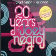 20 YEARS OF JOEY NEGRO (3XCD)