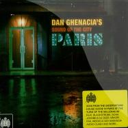 DAN GHENACIA`S SOUND OF THE CITY (2XCD)