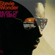 MUSIC OF MY MIND (LP)