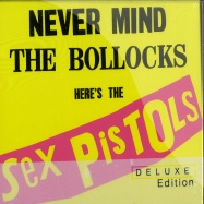 NEVER MIND THE BULLOCKS (2CD, DELUXE EDITION)