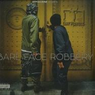 BARE FACE ROBBERY (ORANGE VINYL LP)